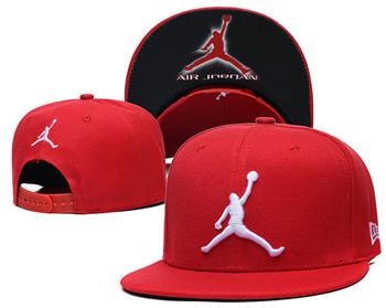 2020 Air Jordan Stitched Adjustable Snapback Sports Hat (7)