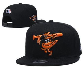 2020 Baltimore Orioles Stitched Adjustable Snapback Team Logo Baseball Hat YD28
