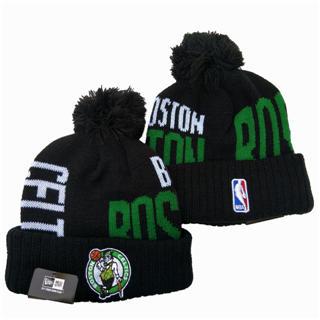 2020 Boston Celtics Team Logo Stitched Basketball Sports Beanie Hat YD