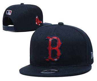 2020 Boston Red Sox Stitched Adjustable Snapback Team Logo Baseball Hat YD27