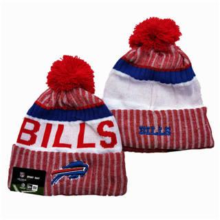 2020 Buffalo Bills Team Logo Stitched Knit Hat Sports Beanie Hat YD