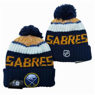 2020 Buffalo Sabres Team Logo Stitched Hockey Sports Beanie Hat YD