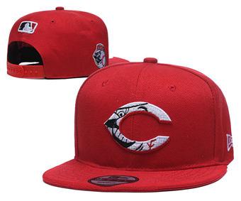 2020 Cincinnati Reds Stitched Adjustable Snapback Team Logo Baseball Hat YD24