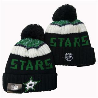 2020 Dallas Stars Team Logo Stitched Hockey Sports Beanie Hat YD