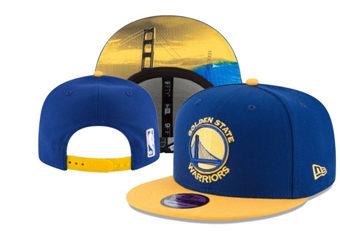 2020 Golden State Warriors Stitched Adjustable Snapback Team Logo Basketball Hat 19