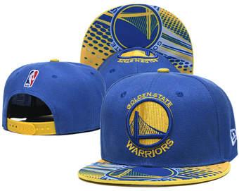 2020 Golden State Warriors Stitched Adjustable Snapback Team Logo Basketball Hat LH 7