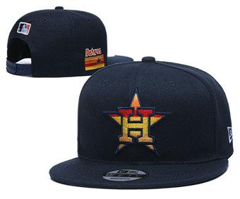 2020 Houston Astros Stitched Adjustable Snapback Team Logo Baseball Hat YD21