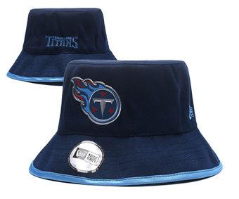 2020 Tennessee Titans Stitched Bucket Fisherman Football Hats