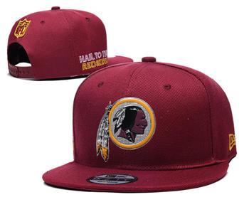 2020 Washington Redskins Stitched Adjustable Snapback Football Team Hat (1)