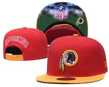 2020 Washington Redskins Stitched Adjustable Snapback Football Team Hat (15)