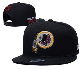 2020 Washington Redskins Stitched Adjustable Snapback Football Team Hat (2)