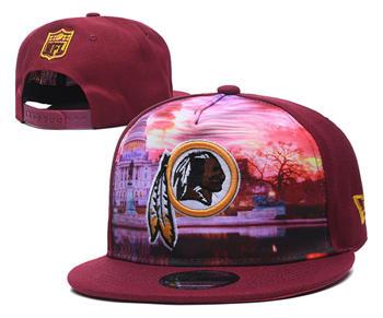 2020 Washington Redskins Stitched Adjustable Snapback Football Team Hat (3)