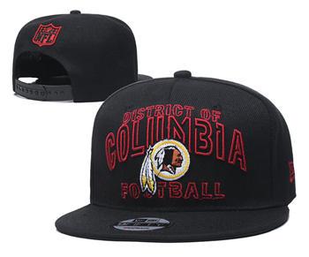 2020 Washington Redskins Stitched Adjustable Snapback Football Team Hat (4)