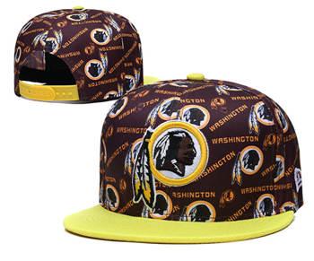 2020 Washington Redskins Stitched Adjustable Snapback Football Team Hat (5)