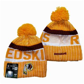 2020 Washington Redskins Team Logo Stitched Knit Hat Sports Beanie Hat YD