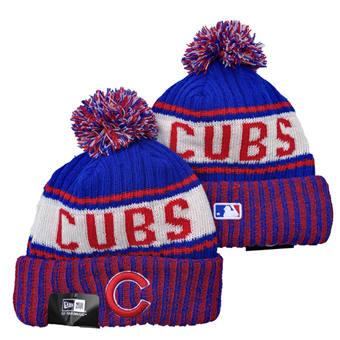 2021 Baseball Chicago Cubs Knit Hats 017
