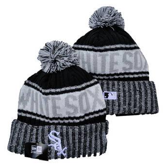 2021 Baseball Chicago White sox Knit Hats 015