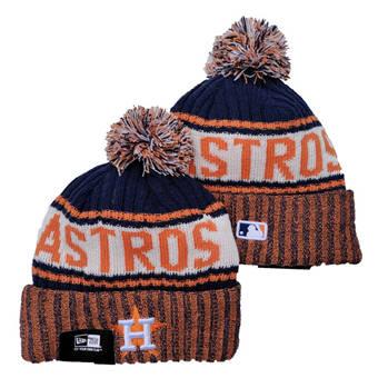 2021 Baseball Houston Astros Knit Hats 013