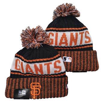 2021 Baseball San Francisco Giants Knit Hats 014