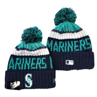 2021 Baseball Seattle Mariners Knit Hats 002