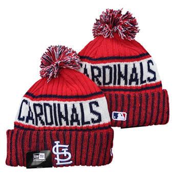 2021 Baseball St.Louis Cardinals Knit Hats 013