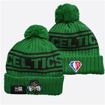 2021 Basketball Boston Celtics Knit Hats 016