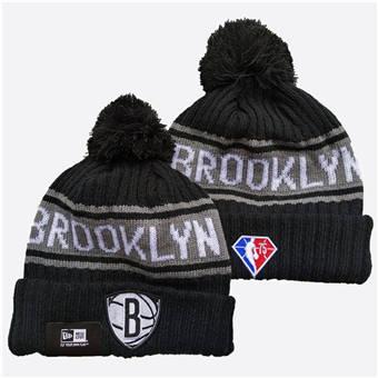 2021 Basketball Brooklyn Nets Knit Hats 009