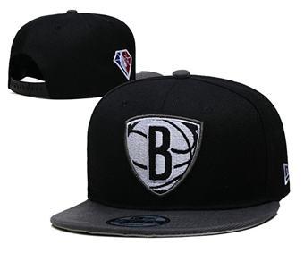 2021 Basketball Brooklyn Nets Stitched Snapback Hats 008