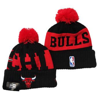 2021 Basketball Chicago Bulls Knit Hats 037