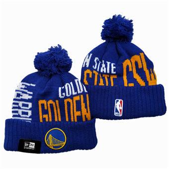 2021 Basketball Golden State Warriors Knit Hats 011
