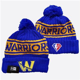 2021 Basketball Golden State Warriors Knit Hats 012