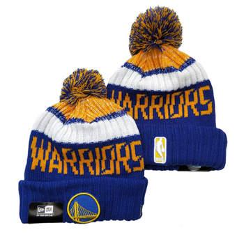 2021 Basketball Golden State Warriors Knit Hats 013