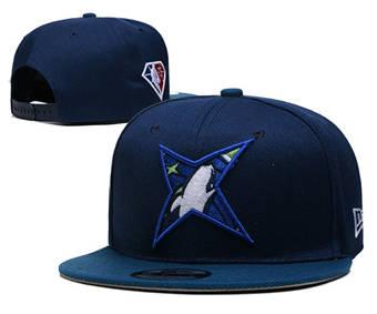 2021 Basketball Minnesota Timberwolves Stitched Snapback Hats 002