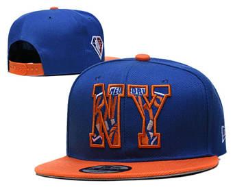 2021 Basketball New York Knicks Stitched Snapback Hats 007
