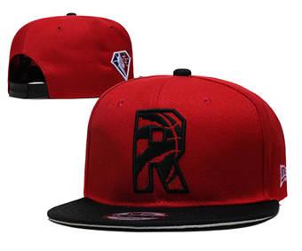 2021 Basketball Toronto Raptors Stitched Snapback Hats 006
