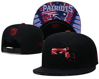 2021 Football New England Patriots Stitched Snapback Hats 094
