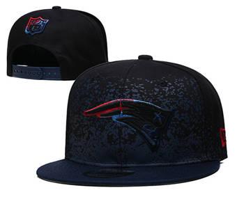 2021 Football New England Patriots Stitched Snapback Hats 096