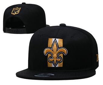 2021 Football New Orleans Saints Stitched Snapback Hats 047