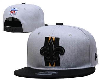 2021 Football New Orleans Saints Stitched Snapback Hats 048