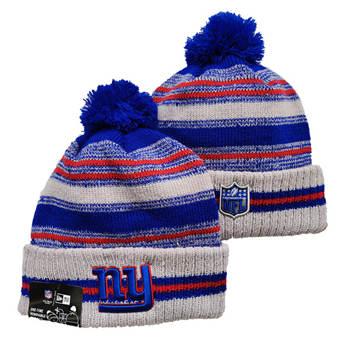2021 Football New York Giants Knit Hats 042