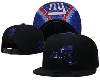 2021 Football New York Giants Stitched Snapback Hats 036