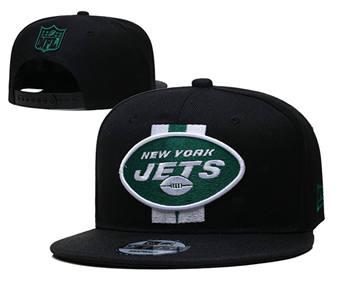 2021 Football New York Jets Stitched Snapback Hats 007
