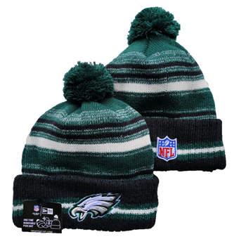 2021 Football Philadelphia Eagles Knit Hats 056