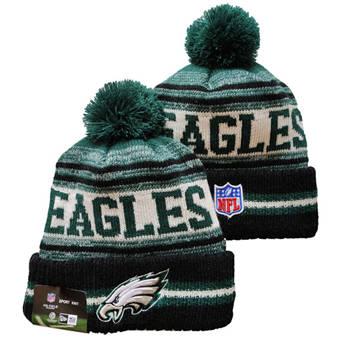 2021 Football Philadelphia Eagles Knit Hats 058
