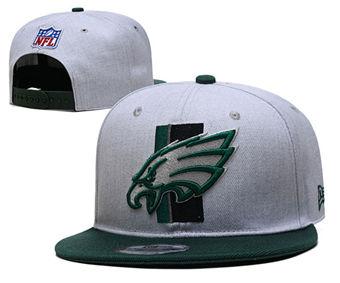 2021 Football Philadelphia Eagles Stitched Snapback Hats 055