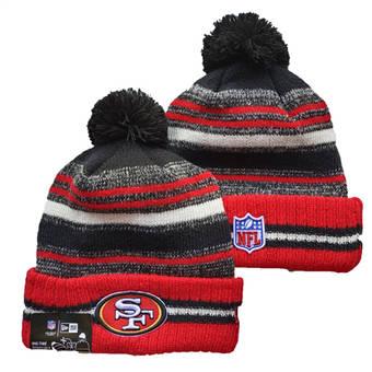 2021 Football San Francisco 49ers Knit Hats 093