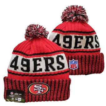 2021 Football San Francisco 49ers Knit Hats 094