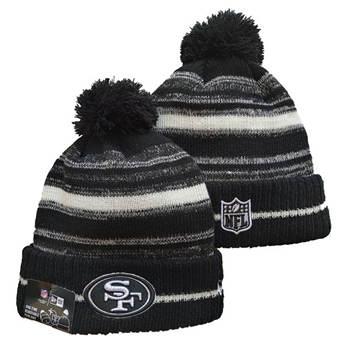 2021 Football San Francisco 49ers Knit Hats 095