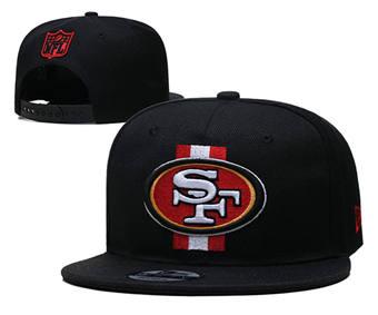 2021 Football San Francisco 49ers Stitched Snapback Hats 091