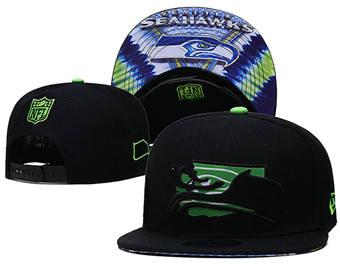 2021 Football Seattle Seahawks Stitched Snapback Hats 054